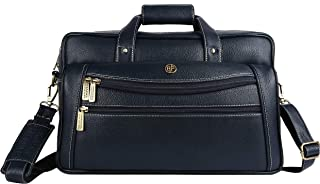 Hammonds Flycatcher Men Leather Laptop Messenger Bag LB166BU