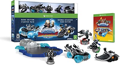 Skylanders Superchargers Dark Edition Starter Pack (Kit Inicial) Xbox One