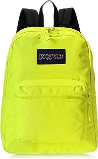 JanSport Fashion Backpack, Unisex - Yellow