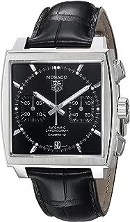 Men's CAW2110.FC6177 Monaco Calibre 12 Automatic Chronograph Watch