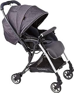 Capella Wi-Lite Stroller, Grey, 20 count