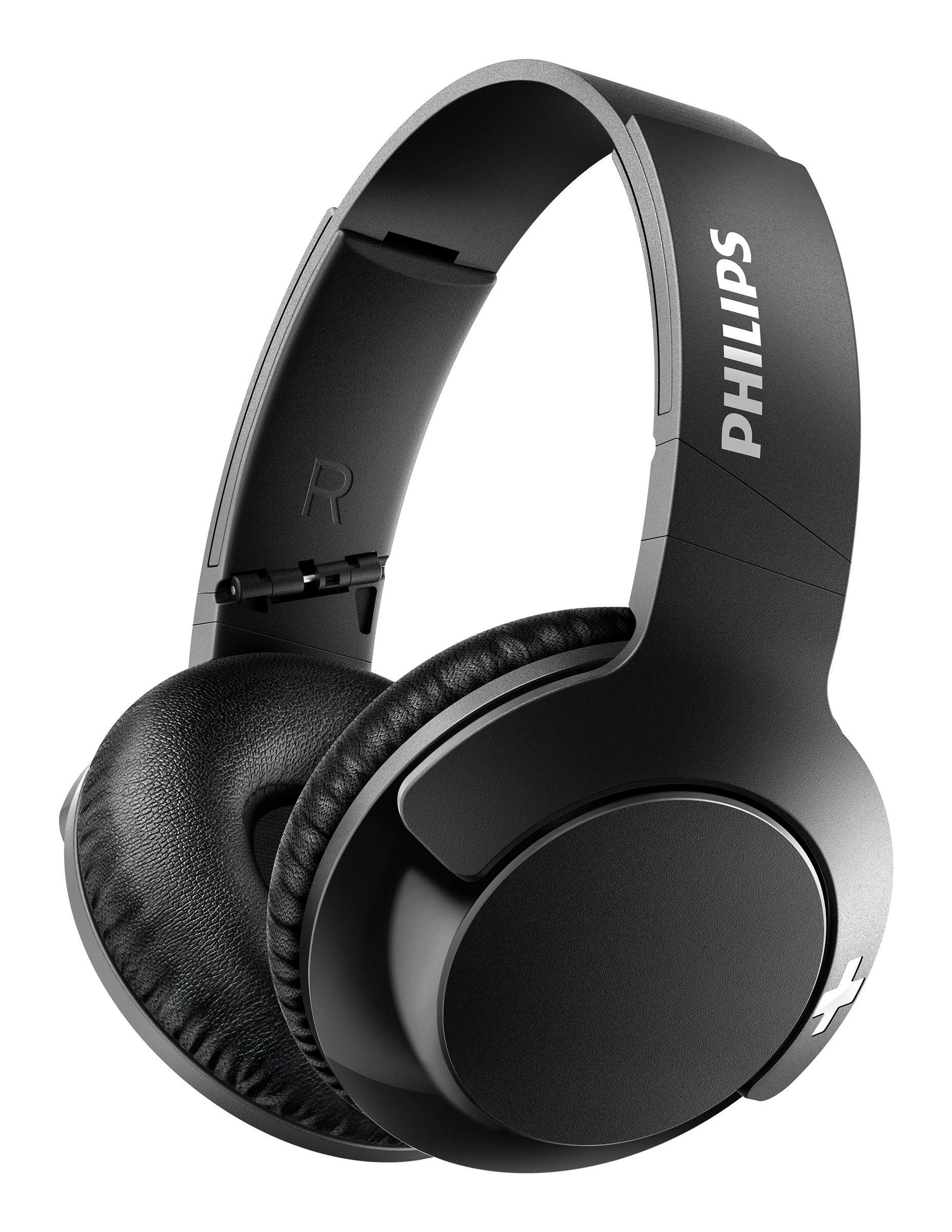 Philips SHB3175BK Wireless Bluetooth Headphone