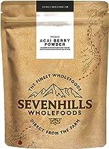 Sevenhills Wholefoods Baya De Açaí En Polvo Orgánico 500g