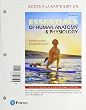 Essentials of Human Anatomy & Physiology, Books a la Carte Plus Mastering A&p with Pearson Etext -- Access Card Package