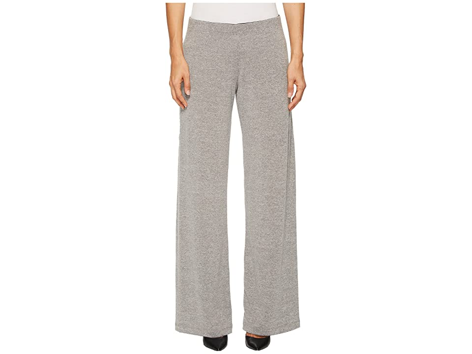 Nally & Millie Sweater Pull-On Pants (Tan) Women
