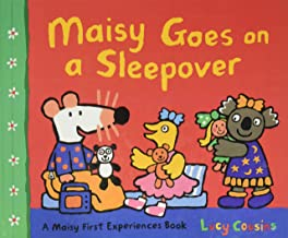Maisy Goes On A Sleepover (Turtleback School & Library Binding Edition) (Maisy First Experiences)