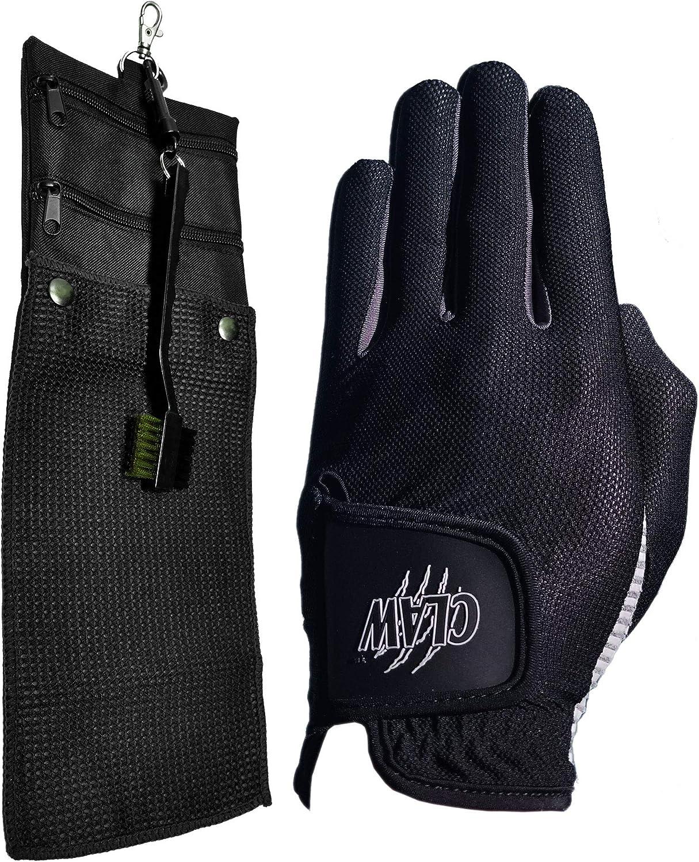 CaddyDaddy Claw Oakland Mall Golf Black Max 70% OFF Glove To with Bag Accessory