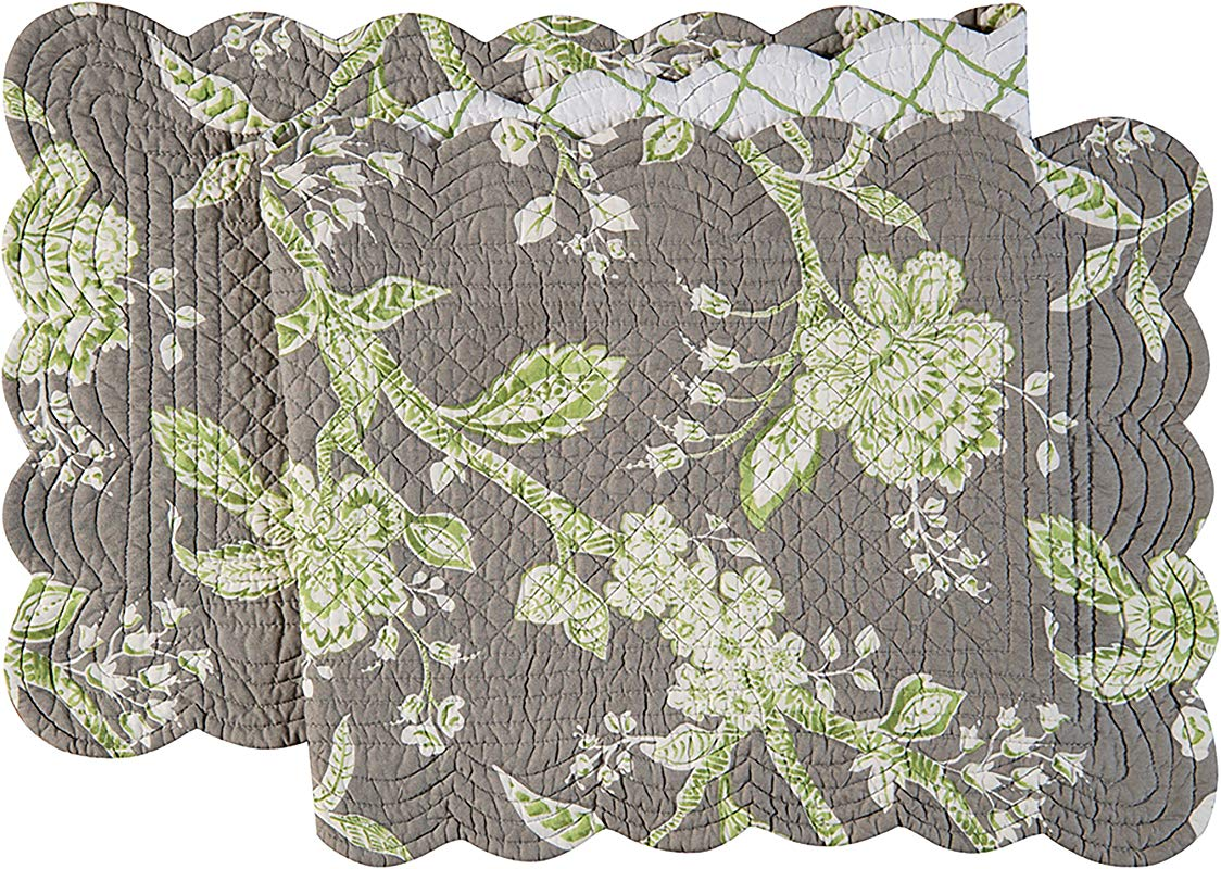 C F Home 14X51 Quilted Runner Annabelle