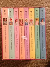 The Complete Anne of Green Gables Boxed Set 8 Volumes