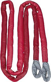 Kerbl 37704 Abschleppschlinge, Reißfestigkeit, rot
