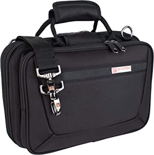 Protec Bb Clarinet Slimline PRO PAC Case, Black, Model PB307