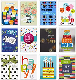 Birthday Cards Assortment With Greetings Inside