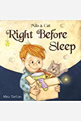 Right Before Sleep (Milo and Cat) Kindle Edition