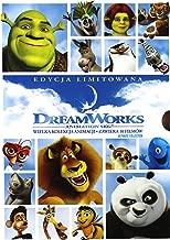 Monsters vs Aliens / Over the Hedge / Kung Fu Panda / Bee Movie / Flushed Away / Madagascar / Madagascar 2 / Shrek / Shrek 2 / Shrek the Third (BOX) [10DVD] (English audio. English subtitles)
