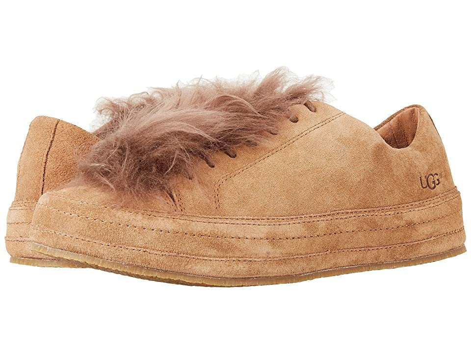 UGG Blake Fur (Chestnut) Women