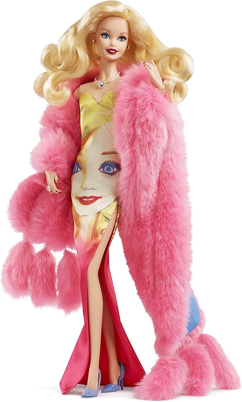 Barbie DWF57 Collector Andy Warhol Doll