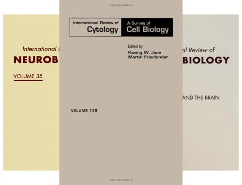 International Review of Neurobiology (50 Book Series)