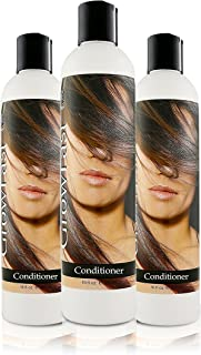 GrowFast Rozge Cosmeceutical Conditioner, Hair Vitamins for Faster Hair Growth and Biotin for Hair Growth, Vitalize Hair System and Hair Loss Treatment, Unisex,Guaranteed Results,10 fl,Made in U.S.A