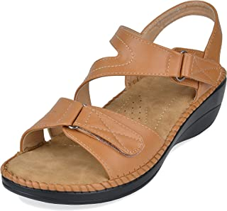 c6b400f86116b Amazon.com: DREAM PAIRS - Sandals / Shoes: Clothing, Shoes & Jewelry
