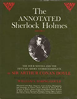The Annotated Sherlock Holmes Volume 1 and 2
