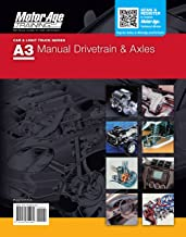 ASE DVD Study Guide A3 Manual Drive Train and Axles Certification by Motor Age Training