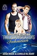The Bodyguard's Technician: A Sweet Mpreg Romance (Rochdale Security Book 5)