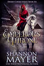 Emperor's Throne (The Desert Cursed Series Book 6)