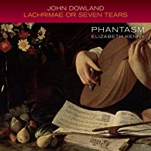 Best john dowland lachrimae or seven tears Reviews