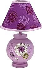 Nojo Lamp and Shade, Pretty In Purple