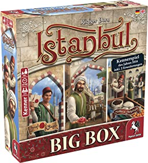 Istanbul Big Box Brädspel 55119G
