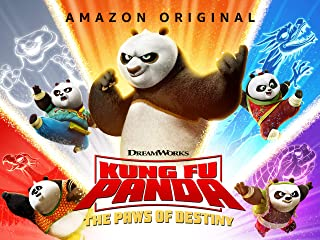 Kung Fu Panda: The Paws of Destiny - Season 1, Part 2