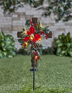 Best solar lighted christmas cross Reviews