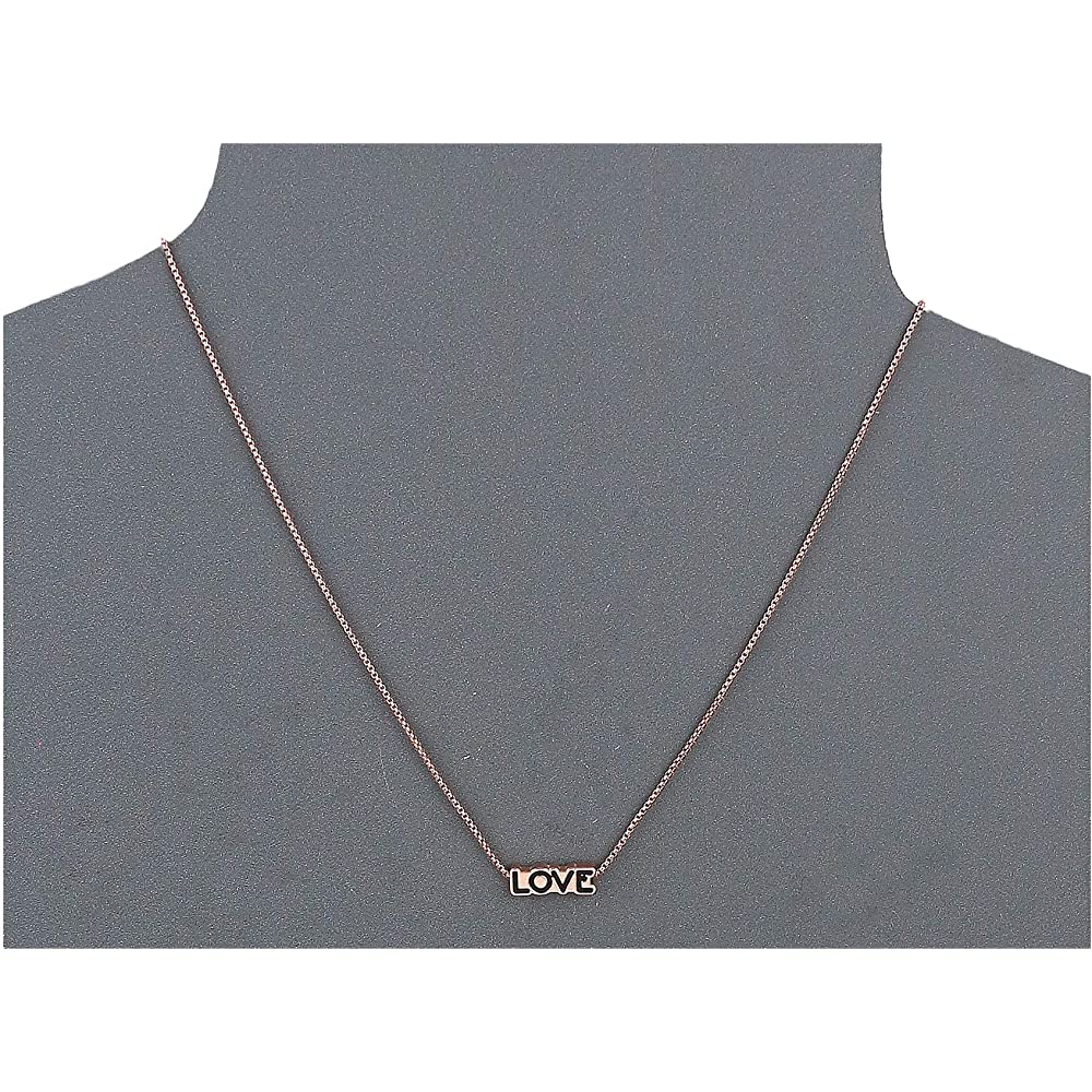 "18"" Love Adjustable Necklace"