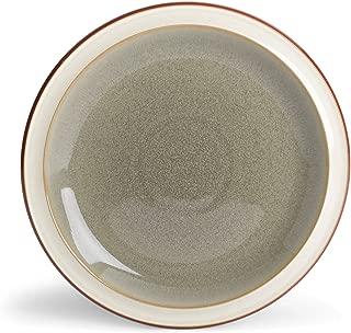 Denby Fire Sage/Cream Salad Plate