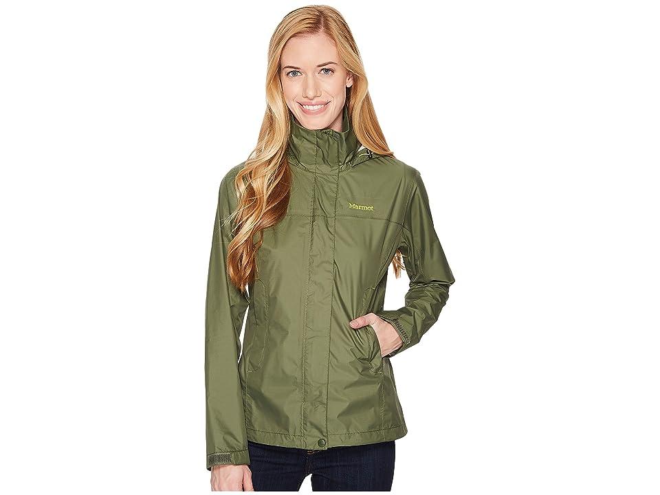 Marmot PreCip(r) Jacket (Crocodile) Women
