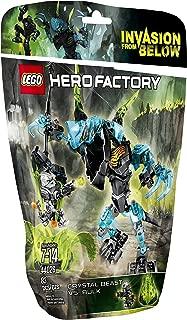 LEGO Hero Factory Crystal Beast vs. Bulk 44026 Building Set