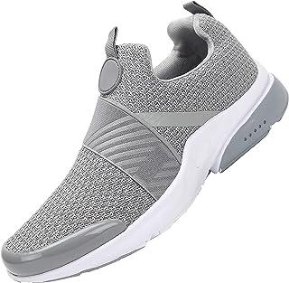 Mishansha Chaussures de Running Homme Femme Respirante Léger Fitness Jogging Baskets Mixte Adulte Low Top Sport Sneaker