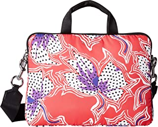 Marc Jacobs Red Spotted Lily Commuter Case