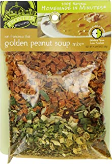 Frontier Soups Homemade In Minutes Soup Mix, San Francisco Thai Golden Peanut, 4.5 Ounce