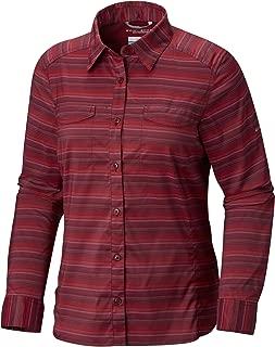 Women's Silver Ridge Lite Plaid Long Sleeve Shirt