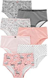 Carter's Girls' Little 7-Pack Underwear