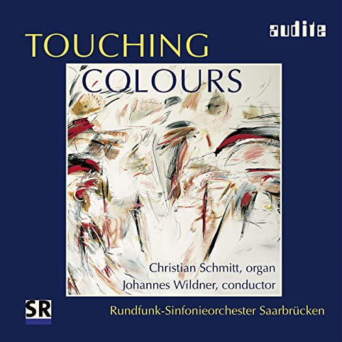 Touching Colours (Organ & Orchestra)