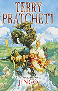 Jingo: (Discworld Novel 21): from the bestselling series that inspired BBC's The Watch
