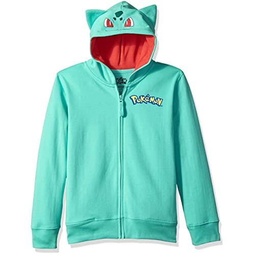 8546693c125 Pokemon Boys  Bulbasaur Costume Hoodie