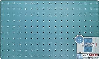 オーエ フロウ ラバー風呂すのこ ロング 60×100cm ブルー 防カビ加工 滑りにくい