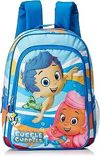 Montichelvo Bubble Guppie Mochila Infantil, Color Azul