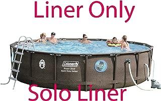 Bestway/Coleman Power Steel Swim Vista Series Pool Liner ONLY (18FTX48IN)