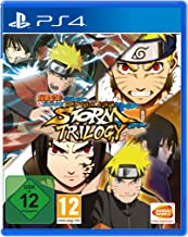Naruto Shippuden: Ultimate Ninja Storm Trilogy - PlayStation 4 [Importación alemana]