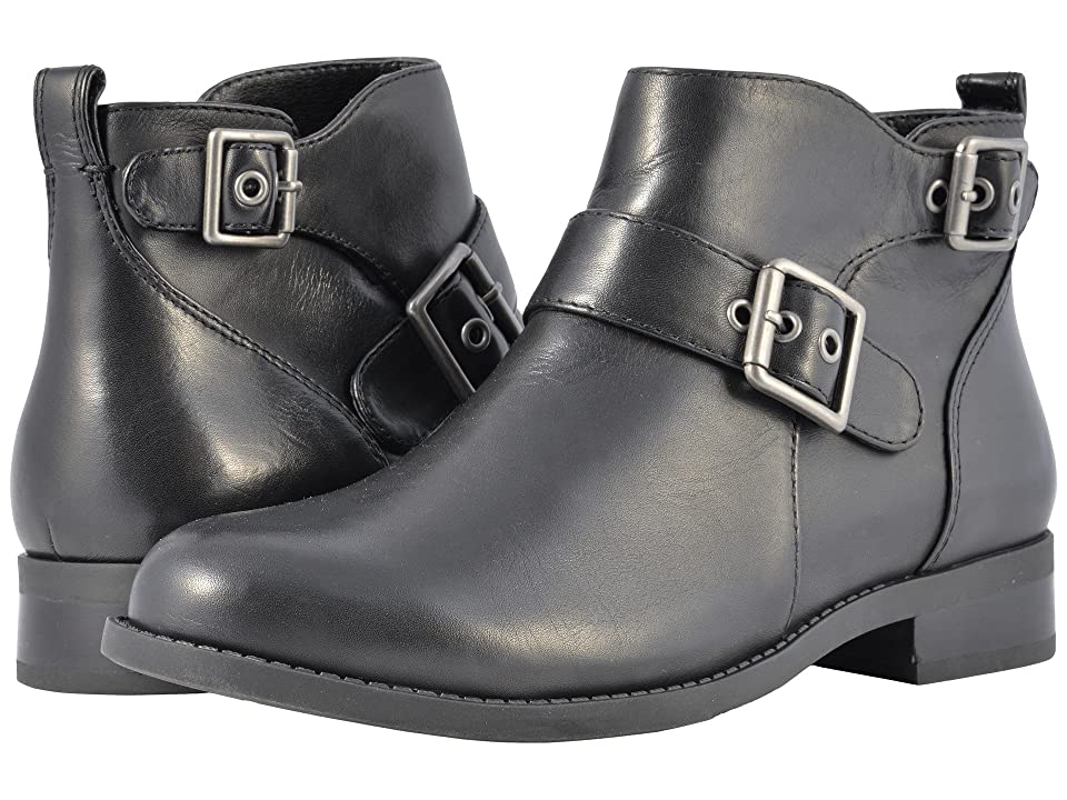 VIONIC Country Logan Ankle Boots (Black) Women