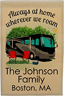 Best personalized motorhome signs Reviews